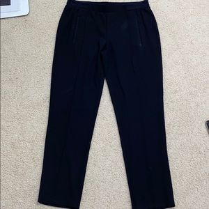 SimplyVera Vera Wang Black Dress Pants